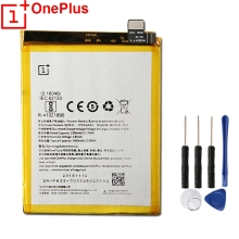 Original OnePlus Replacement Phone Battery BLP633 For 1+3T 3T Genuine With Free Tools 3400mAh