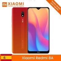 "Global version Xiaomi Redmi 8A 2GB RAM 32GB ROM mobile phone Snapdragon 439 Octa Core 6,22 ""5000 mAh 12MP Camera Smartphone"