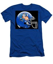 Knicks What If Its Football 2 Men'S T-Shirt(China)