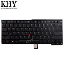 US клавиатура для ThinkPad L440 L450 L460 L470 T440 T440P T440S T450 T450S T460 04Y0824 04Y0854 04Y0862 04Y0892 01EN468