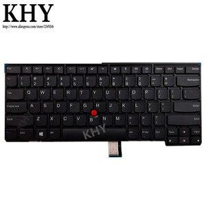 Image 1 - Original US Keyboard For ThinkPad L440 L450 L460 L470 T440 T440P T440S T450 T450S T460 04Y0824 04Y0854 04Y0862 04Y0892 01EN468