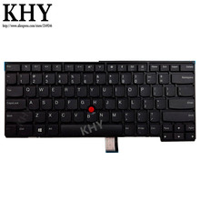 Originele Us Keyboard Voor Thinkpad L440 L450 L460 L470 T440 T440P T440S T450 T450S T460 04Y0824 04Y0854 04Y0862 04Y0892 01EN468