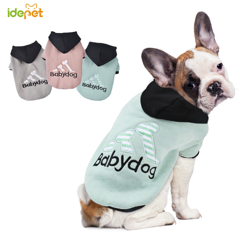 Dog Hoodie Winter Pet Dog Clothes For Dogs Coat Jacket Cotton Ropa Perro French Bulldog Clothing For Dogs Pets Clothing 35