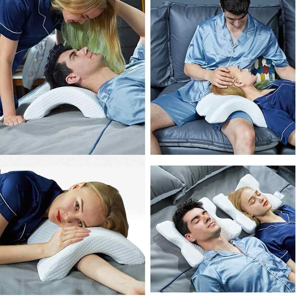 u shaped curved memory foam sleeping