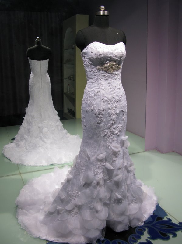 Casamento Sexy Sweetheart Flowers Vestido De Noiva Renda 2016 New Bridal Gowns Romantic Long Lace Wedding Dress Free Shipping