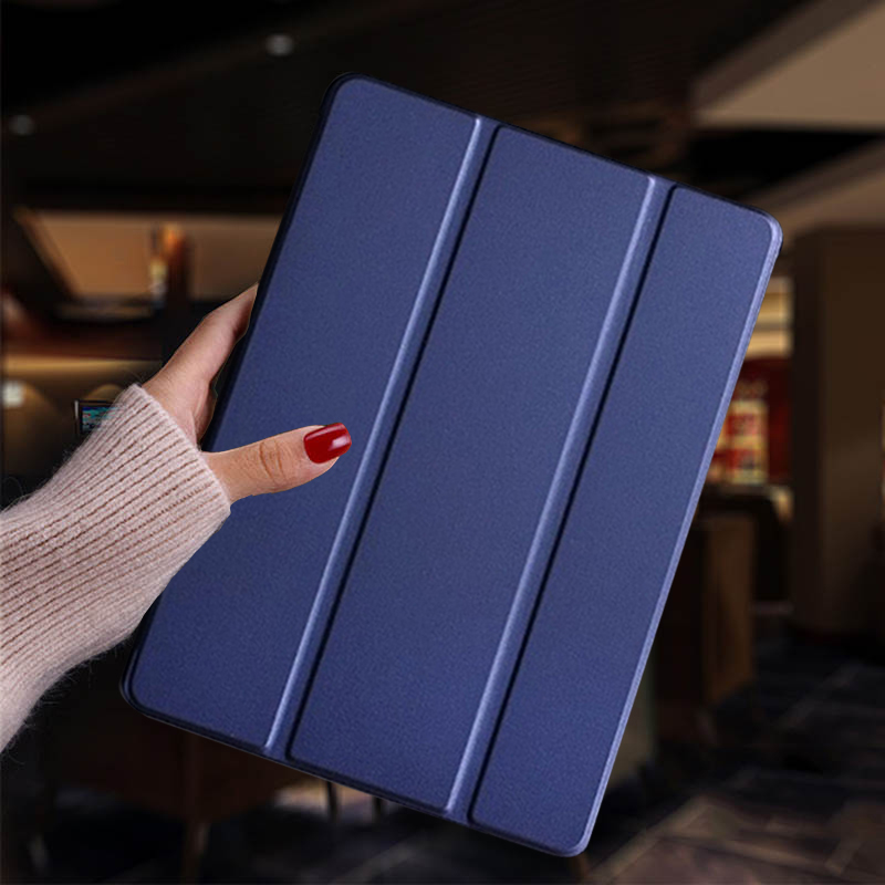 Navy blue Blue Smart tablet case for iPad 10 2 Case 2019 New Funda for iPad 10 2 7th