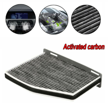 Activated Carbon Adsorption Car Filter For Golf Beetle For Tiguan A3 Q3 1K0819644 Car Cabin A/C Air Filter Car Accessories car air filter cabin filter oil filter for brilliance h230 42809253 87139 06060 md135737