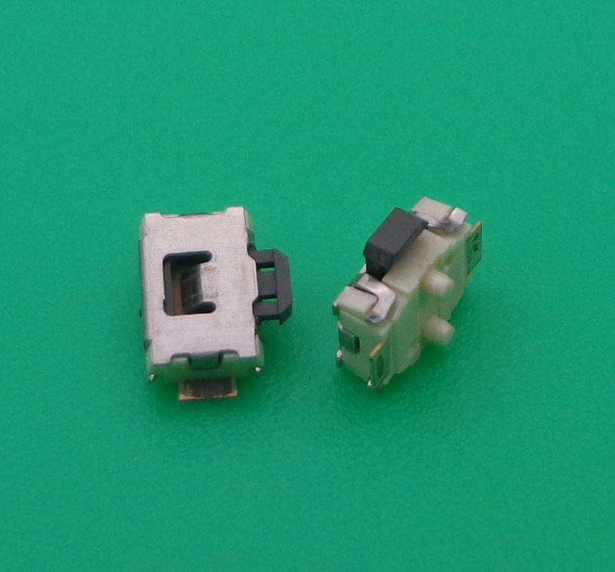 1x Power button for <font><b>Nokia</b></font> 5800 N81 <font><b>6300</b></font> 2P SMD Power switch <font><b>Phone</b></font> button image