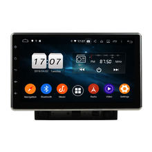 KLYDE KD-2000 10,1 Zoll Großen Bildschirm 2Din Auto Video Player Android Auto Multimedia-System Mit 1024*600 Kapazitive Touch bildschirm(China)