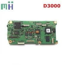 שני יד עבור ניקון D3000 Mainboard האם ראשי לוח PCB אם מצלמה החלפת חילוף חלק