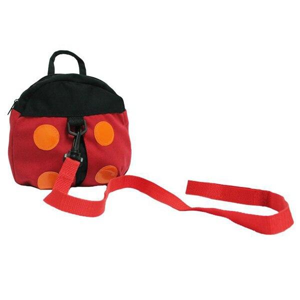 Baby Carrier Anti-lost Harness Backpack Kids Toddler Multifunctional Walking Belts Kids Cartoon Anti Lost Wrist Link Backpack