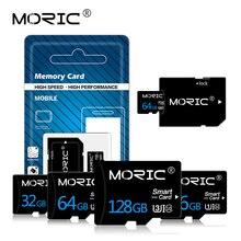 High Speed Class 10 Moric Micro SD Card Memory Card 8GB 16GB 32GB  64GB 128GB tarjeta  Mini Card TF Card