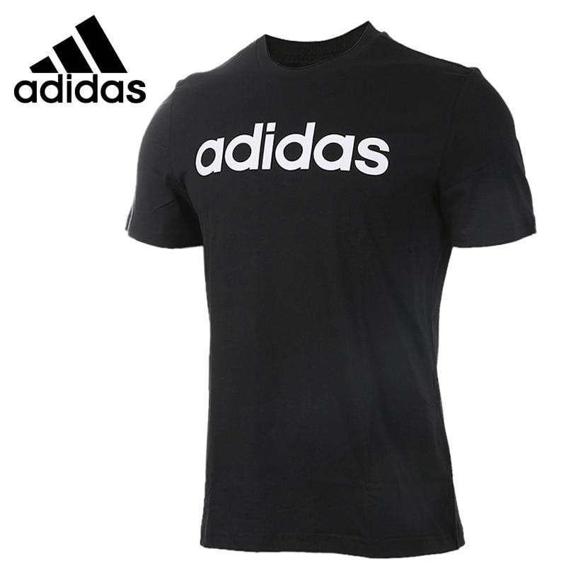 Galleria fotografica Nuovo Arrivo originale <font><b>Adidas</b></font> COMM M TEE degli uomini di T-Shirt manica corta Abbigliamento Sportivo BR4066
