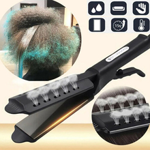 Hair Straightener Four-Gear Adjustable Temperature Ceramic T