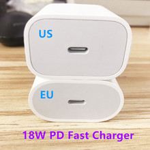 Fast-Charging-Pd-Charger Phone-Charging Usb-C-To-Cable 18W OEM 20W for Ip 12-11pro/Xr-x-xs/Max/..