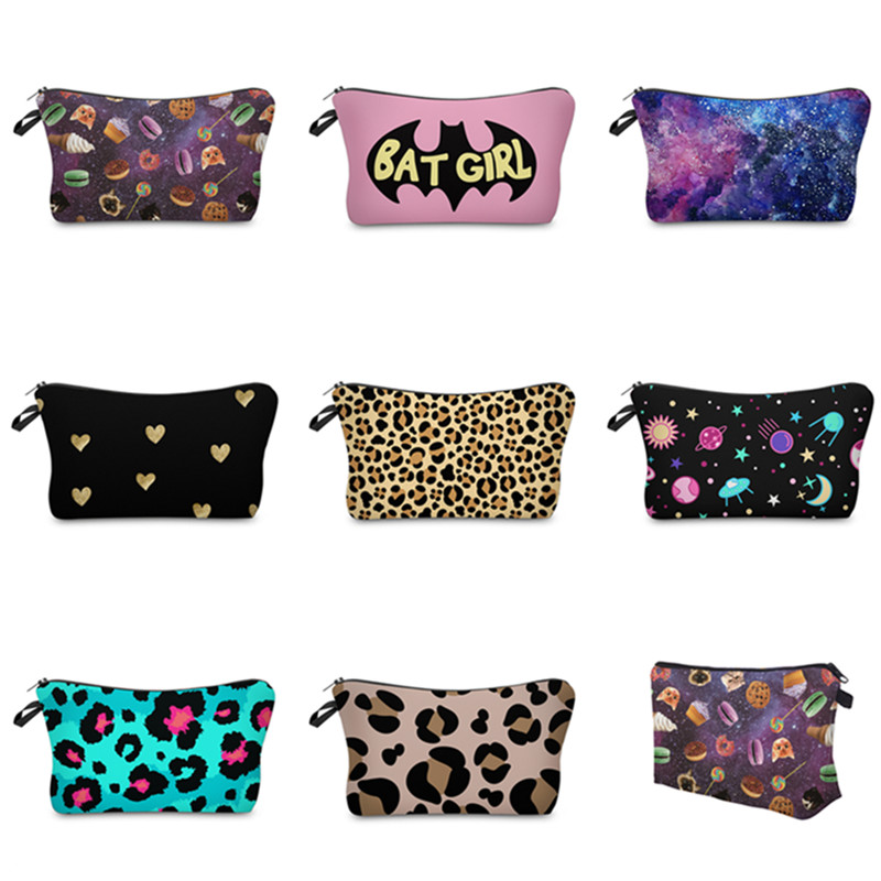 Vogvigo Fashion  Makeup Bags With Cosmetics Pouchs For Travel Ladies Pouch Women Cosmetic Bag  Toiletry Beauty Kit