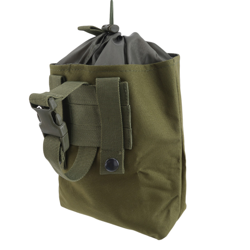 Tactical Magazine Pouch Drop Pouches Bag Nylon Recovery Case For Hunting Folding Recovery Dump Bags Field Storage Bag