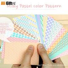 Nova arrival2021polaroid foto decoração adesivos leitoso pastel cor padrão foto diário adesivo scrapbooking acessórios 20 pçs