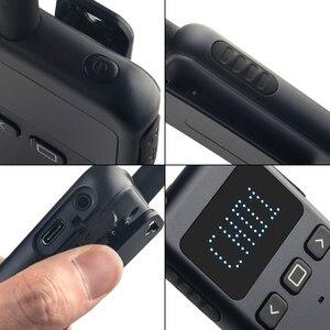 Image 3 - Talkie walkie 2 pièces KSUN KSM3 Civil kilomètre haute puissance interphone extérieur portable Mini Radio talkie walkie