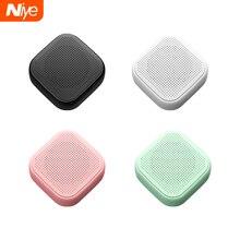 Розовые Bluetooth-колонки, портативная беспроводная мини-колонка, 3D стерео колонка с объемным звучанием, громкая связь, сабвуфер, уличная колонк...