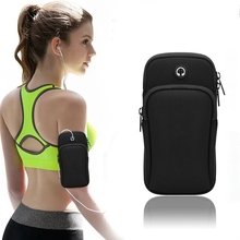 Armband-Bags Cover-Holder Phone-Case Jogging Running Sport Universal Gym Outdoor Arm-Wrist-Belt