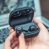 HAVIT TWS Bluetooth Earphones V5.0 HD Stereo Wireless Microphone IPX5 Gaming Headset I93 to DE RU China Free Shipping