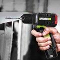WORX 12V электрический шуруповерт аккумуляторная дрель мини 320NM максимальный крутящий момент беспроводной драйвер питания 2000 мАч литий-ионный...