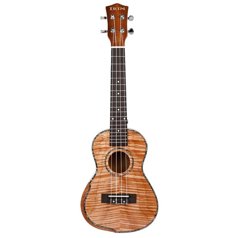 IRIN 23 pouces Concert ukulélé acajou bois Ukelele bois d'ingénierie touche cou Hawaii 4 cordes guitare