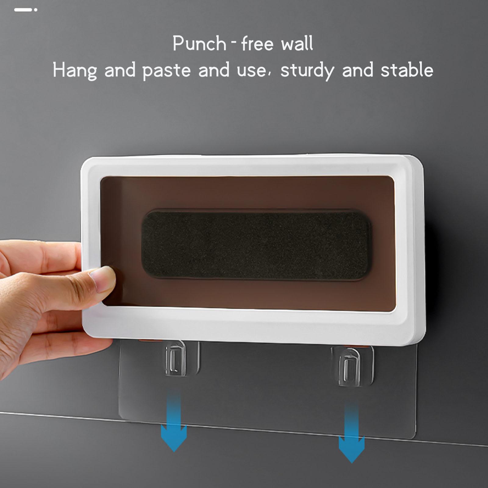 Waterproof shower phone holder 2