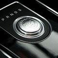 Хромированный автомобильный чехол для рычага переключения передач  декоративный стикер для Jaguar XF XE XJ XJL F-PACE f pace  молдинги для интерьера авто...
