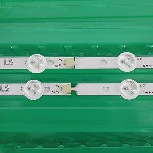 """Image 2 - Retroilluminazione a led dello schermo 1set = 10 Pezzi/lottp, utilizzato parte originale 42 """"striscia di LED E74739 6916L 1214A 6916L 1215A 6916L 1216A 6916L 1217A"""
