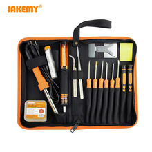 Primary Finely Processed Portable DIY Soldering Iron Kit with Fitting Mobile Phone Computer Electron
