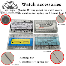 Watch accessories,Watch parts kit, stainless steel spring