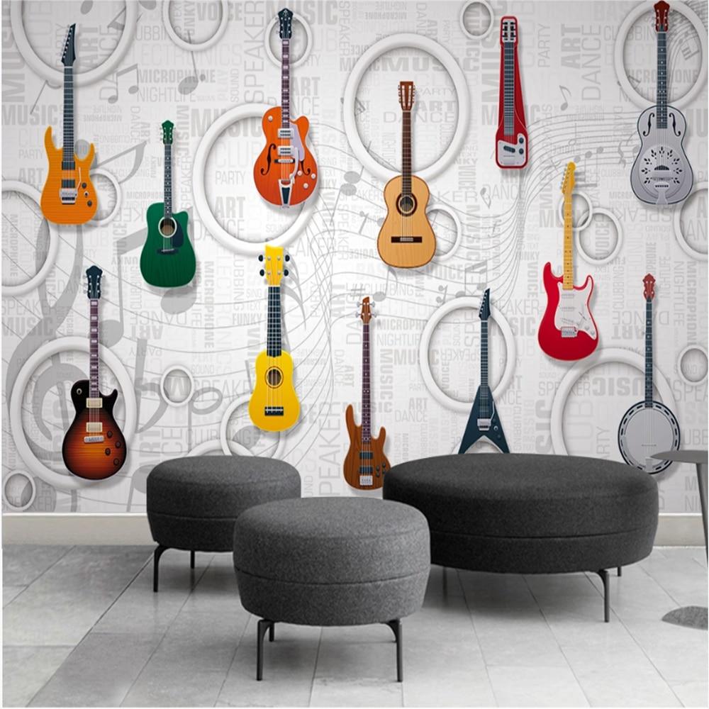 Обои диван, Гитара. Музыка foto 2