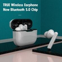 T06 Tws Wireless Earphone Bluetooth 5.0 In-ear Music Earbud Touch Control Sport Headset Han