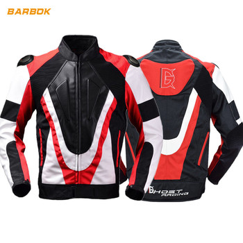 PU Leather Winter Motorcycle Jackets Windproof Removable Thermal Lining Moto Coat Riding Racing Motocross Protective Armor