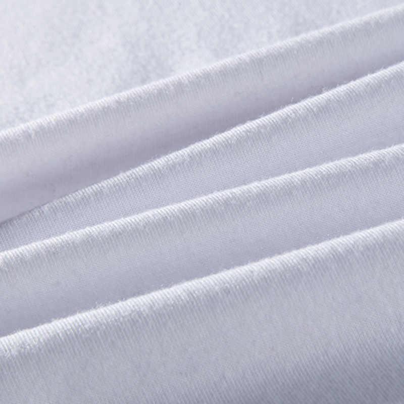 Natal Wanita Kaos Gin-GLE Lonceng Dicetak T-shirt Lengan Pendek O-leher Baru Kasual Topscs