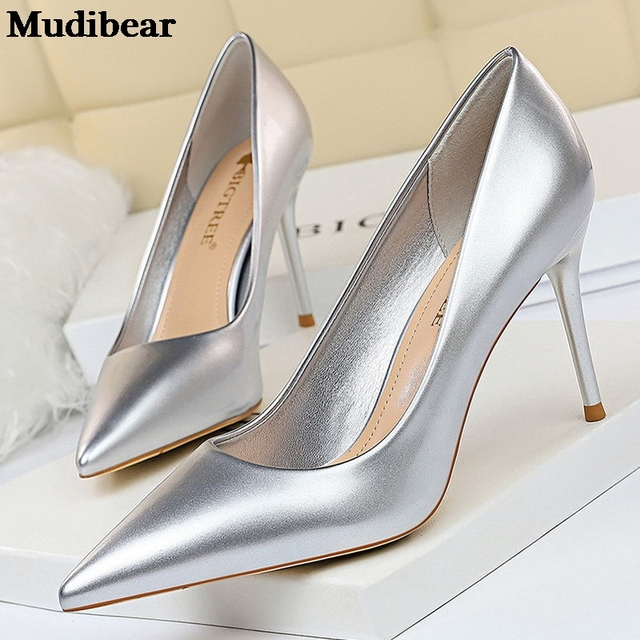Фото туфли лодочки женские на высоком каблуке кожа заостренный носок цена