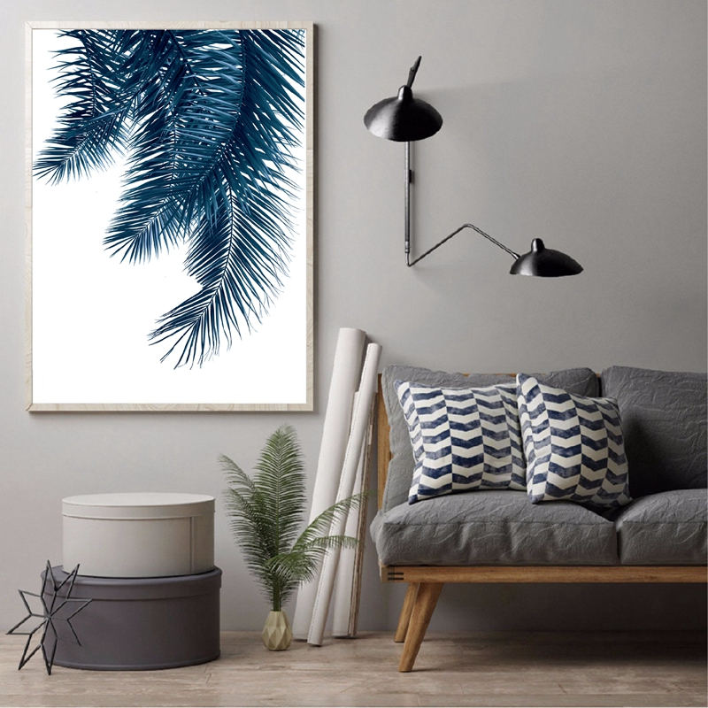 Palm Leaves Posters Home Decor