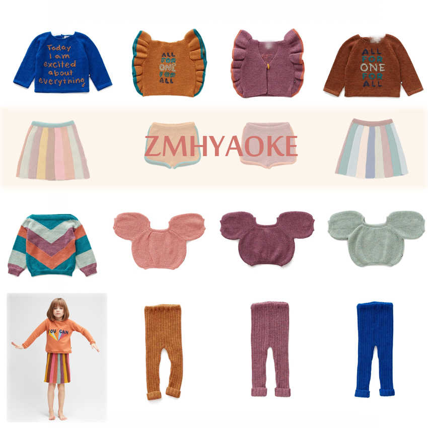 ZMHYAOKE-OE 2019 Winter Toddler Girl Clothes Thanksgiving Outfits Boutique Kids Clothing Christmas Toddler Boy Clothes