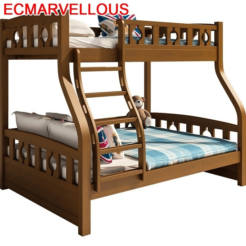 Kids Set Totoro Mobili Per La Casa Literas Madera Room Meble Mueble De Dormitorio Bedroom Furniture Cama Moderna Double Bunk Bed