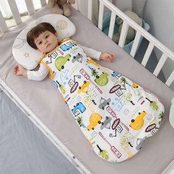 Kids Cartoon-Print Sleeping Bags