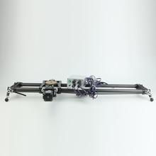 100 см легкий моторизованный слайдер с управлением движения дуги для Драконовой рамы для остановки движения анимация