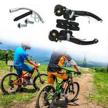 цена на Mountain Bike Brake V Brake Bicycle Riding Accessories Brake Bicycle Parts Hydraulic Disc Brake Set Aluminum Alloy Hand Brake