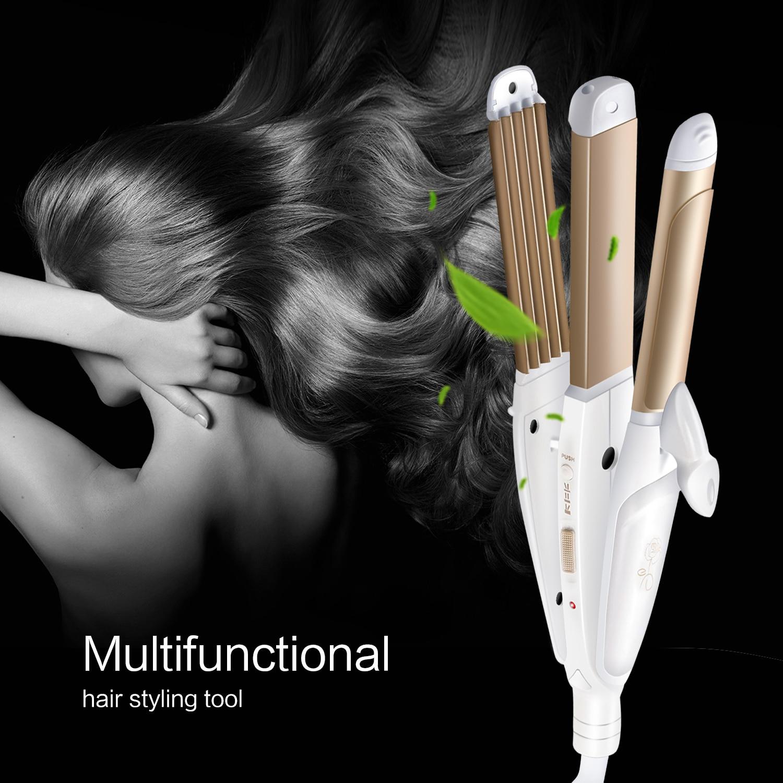 turmalina cerâmica ferramenta cuidados com o cabelo