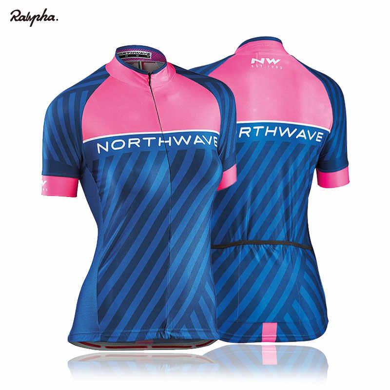 Nw 女性サイクリング服自転車ジャージセット女性 mtb トライアスロン ropa ciclismo 女の子サイクルカジュアル着用ロードレース自転車ビブショーツパンツ
