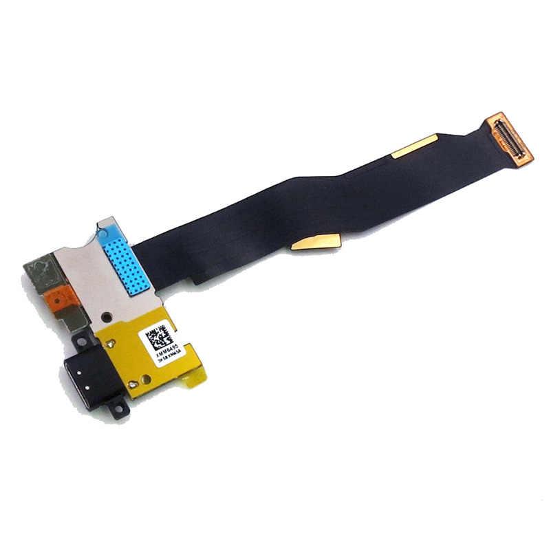 Dla xiaomi mi 5s port ładowania pcb wtyczka usb dla mi 5s części zamienne płytka ładująca dla xiaomi 5s płyta naprawcza złącze stacji dokującej