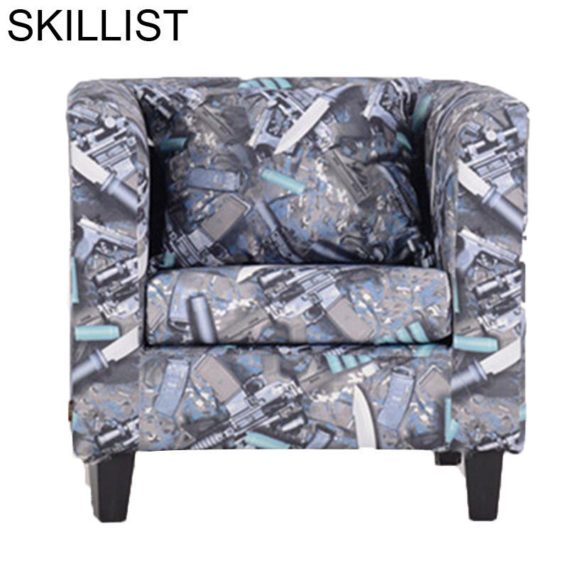 Sillon Divano Moderna Recliner Moderno Para Meuble Maison Copridivano Home Living Room Set Mueble De Sala Mobilya Furniture Sofa