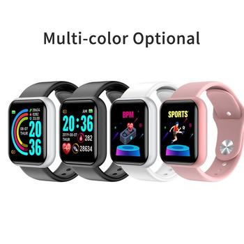 2020 New Smart Watch Women Men Smartwatch for Android IOS Electronics Smart Clock Fitness Tracker Si