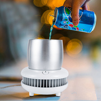 Quick Cooling Cup Refrigeration Cooler for Car Office Cold Drink Beer Beverage Summer MYDING